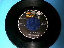 TOWN SPARROWS~ HELP~ MEGA RARE~ MADE IN ITALY 1965~BEATLES  ~ POP 45