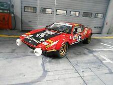 De Tomaso Pantera Ford V8 Gr.4 / 5 Le Mans 24h 1975 #43 Dubois Kyosho RAR 1:18