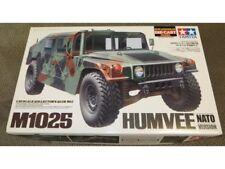 """Tamiya 23007 """"humvee m1025 otan versión-la cast-semi"""" 1/20 scale, nuevo, embalaje original"""