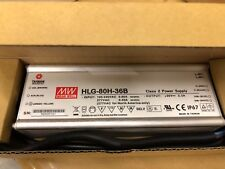 Mean Well - 80W LED Power Supply - HLG-80H-36B