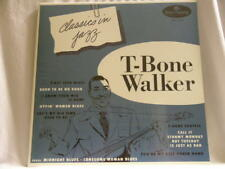 "T-BONE WALKER Classics In Jazz limited edition Bear Family SEALED 10"" vinyl LP"