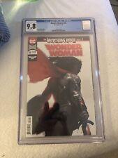 Wonder Woman #56 CGC Foil Cover