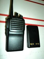 Vertex Standard VX-231-G7-5 UHF 450 - 512 MHz 5 Watts 16 Ch in GREAT CONDITION!