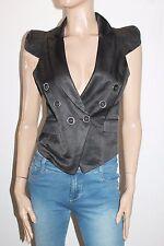 VALLEYGIRL Brand Black Cap Sleeve Dressy Jacket Size 10-S BNWT #JA165