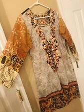 ~*Latest  Designer Pakistani Shalwar Kameez Indian Salwar asim dress EID L maria