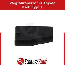 Id4c cerámica chip transpondedor inmovilizador Toyota Avensis Celica corolla yaris