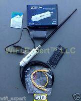ALFA PoE TUBE 2H +50' Cat5+ 9dBi Outdoor Antenna Long Range Booster GET INTERNET