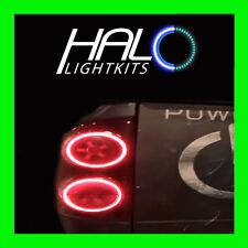 2006-2008 ORACLE DODGE RAM RED LED TAIL LIGHT HALO RING KIT