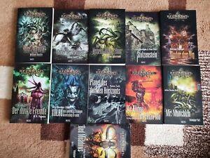 H.P.Lovecraft's Schriften des Grauens 11 Tlg. SET / BLITZ Verlag / Cthulhu