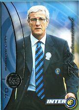 Figurina INTER CARDS 2000 DS n. 70 MARCELLO LIPPI