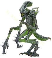 """Aliens 10 Wave Mantis Alien & Chest Burster Kenner 7"""" Action Figure Model NECA"""