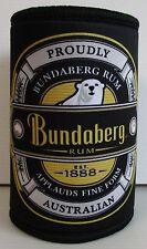 Bundaberg Bundy Rum brand new proudly australian stubby can holder cooler
