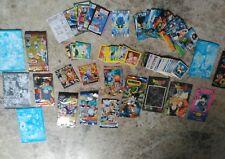 Dragon Ball 250 card lot carddass hondan morinaga data scg card Game Cartes seal