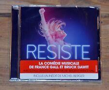 CD France Gall - Resiste, La Comedie Musicale (NEUF)