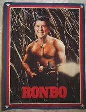 Ronald Reagan RONBO Poster NEW