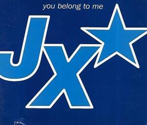 JX - You Belong To Me (1995 CD Single)