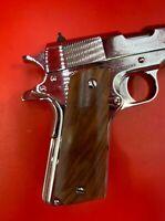 1911 English Walnut (TM) grips Wood Full Size Colt