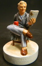 Vintage Sebastian Miniatures Signed First Things First (1984) Sml-451 Excellent