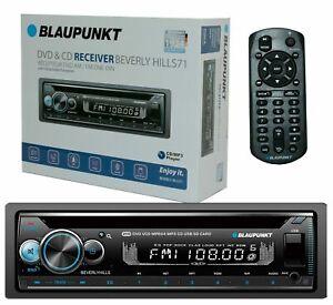 BLAUPUNKT Beverly Hills71 Single DIN Multimedia Car Stereo W/ Built IN Bluetooth