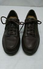 Rockport Mens Brown Leather Oxfords sz 9 M.  #MW901