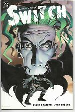 BATMAN/JOKER: SWITCH NM GN DEVIN GRAYSON JOHN BOLTON DC COMICS