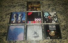 Pink Floyd 7 CD Lot! ANIMALS, MEDDLE, WORKS, THE FINAL CUT, & Much More!!