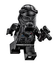 Lego Star Wars First Order fuerzas especiales corbata luchador 75101
