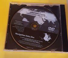 20883053 CADILLAC GMC CHEVROLET HUMMER NAVIGATION DVD CD DISC DISK GPS MAP 5.1c