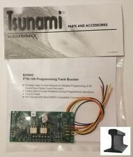 Soundtraxx PTB-100 ~ New 2020 ~ DCC Programming Track Booster ~With LEDs 829002