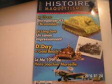 *** Histoire & Maquettisme n°78 Le BV 222 / Le secteur Gold Beach / Le Long Tom