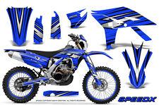 YAMAHA WR450F 2012-2013-2014 GRAPHICS KIT CREATORX DECALS SPEEDX BBLNP