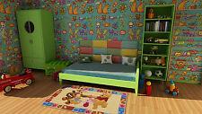 140x80 Cm tappeto marca ufficiale disney per camerette dei bimbi