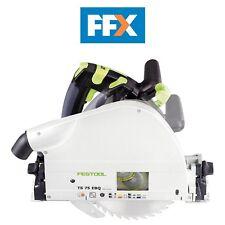 Festool TS75 EBQ-Plus GB 240V SEGA CIRCOLARE 210mm