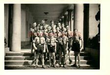 Foto, Wk2, Blick auf junge Burschen, Jugend vor 1945 (N)20931