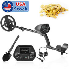 GTX5030 Waterproof Metal Detector Deep Sensitive Search Gold Digger Hunter