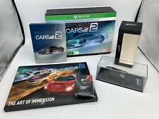 Project Cars 2 Collector's Edition Xbox One gebrochene Flügel Spiegel auf Modell!
