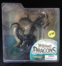 WATER DRAGON CLAN 2 McFarlane Toys Quest for the Lost King Factory Sealed