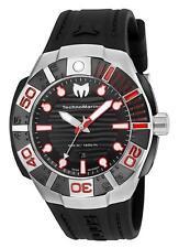 Technomarine TM-515010 Black/Reef Men's Black Silicone 45mm