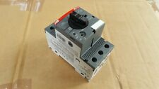 ABB MS132-2.5 0.75 kW Manual 3P Motor Protection Circuit Breaker Overload