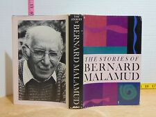 The Stories of Bernard Malamud (1983, Hardcover)