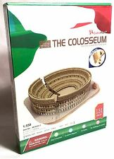 Cubic Fun 3D Puzzle The Colosseum World's Great Architecture. 131 Piece. NEW.