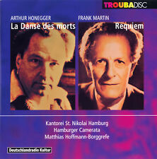 Arthur Honegger-Frank Martin [Audio CD], New Music