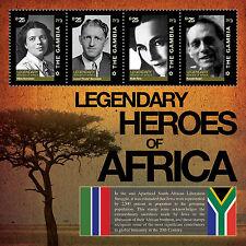 Legendary Heroes of Africa