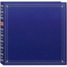 Pioneer Photo Albums Mp-46 Royal Blue 4 x 6 / 6 300 Photos Full Size Memo Album