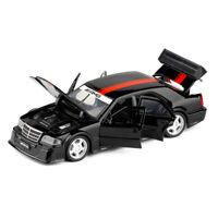 New 1:32 Mercedes Classic 190E Evo 2 DTM Metal Diecast Model Car Toy Sound&Light