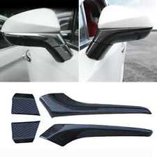Fit For Lexus NX200t NX300h 2015-2020 Side Door Rearview Wing Mirror Cover Trim