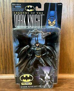 Detective Batman Vintage Legends Of The Dark Knight Figure New 1997 Kenner 90s