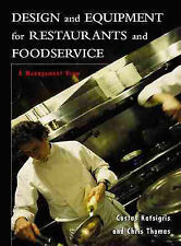 Design and Equipment for Restaurants and Foodservice: A Management-ExLibrary