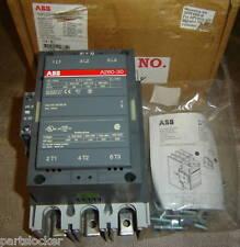 ABB A260-30-11 ELECTRIC MOTOR CONTACTOR 400A STARTER