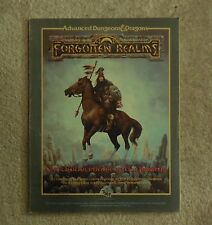 dungeons & dragons forgotten realms dms sourcebook of the realms   book vg
